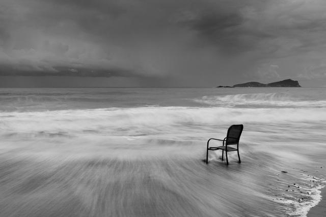 y de repente, la silla vacía